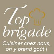 Top Brigade ateliers cuisine avec les chefs team building en Bourgogne